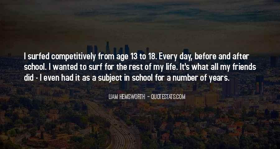 Quotes About Number Of Years #603555