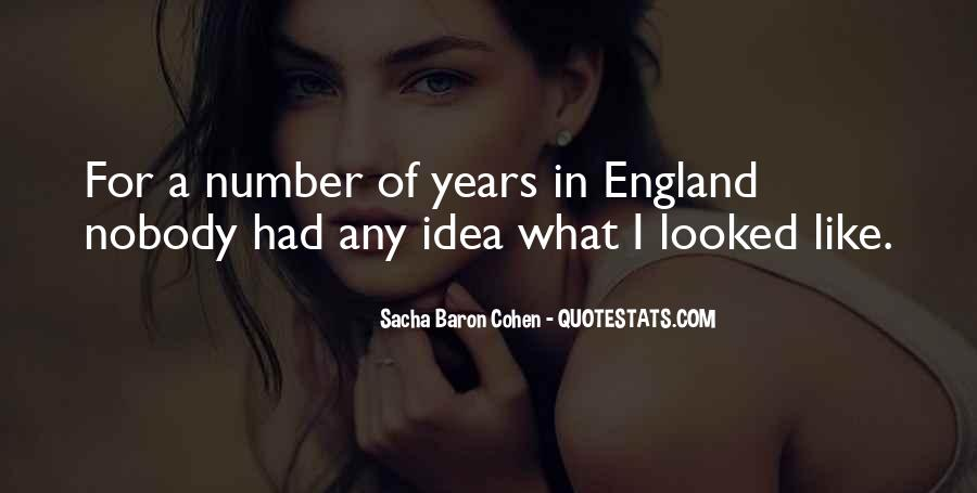Quotes About Number Of Years #620513
