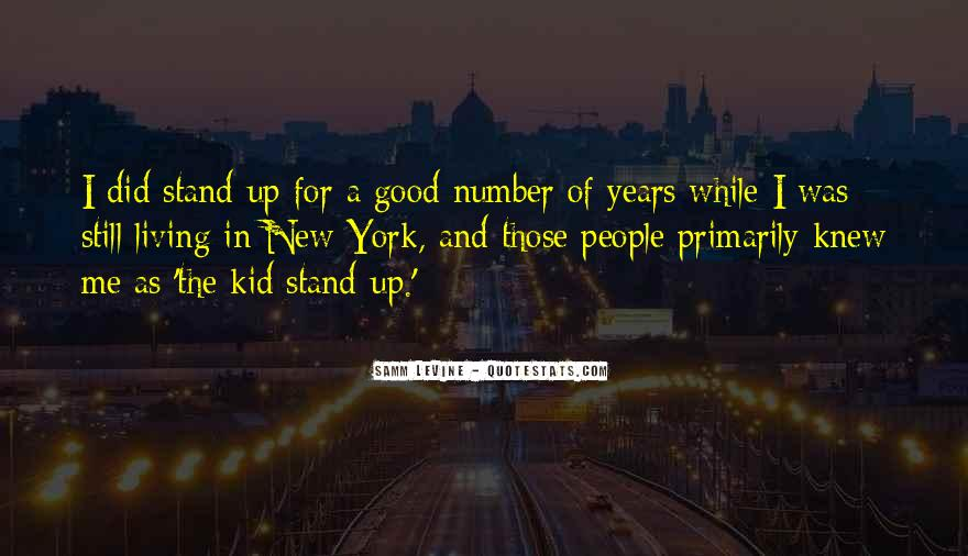 Quotes About Number Of Years #66268