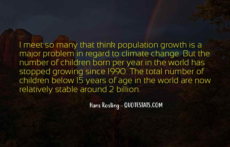 Quotes About Number Of Years #718798