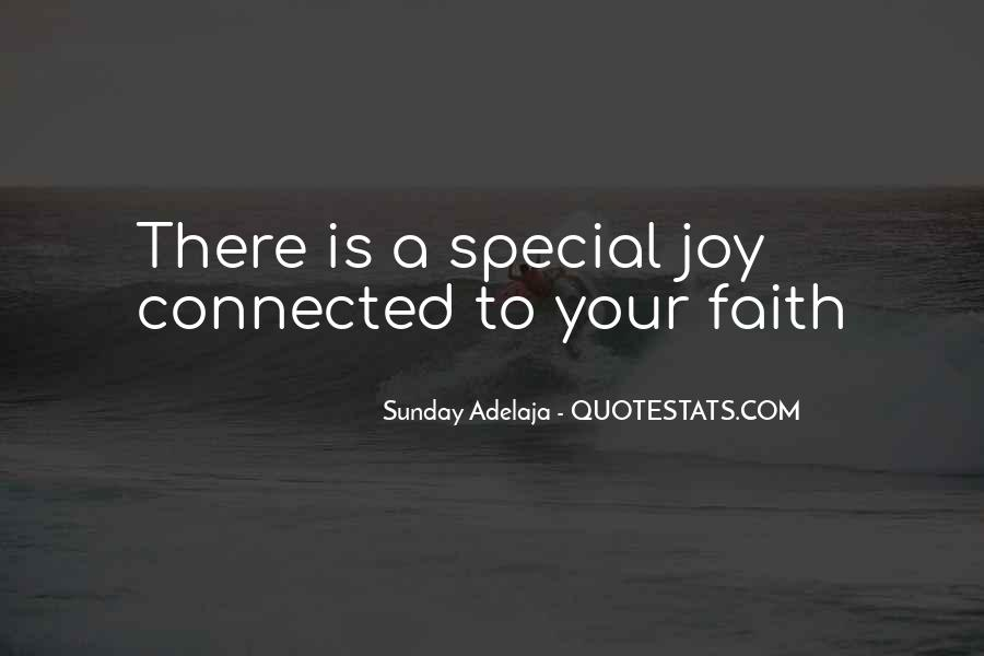 Quotes About Special Things In Life #116411