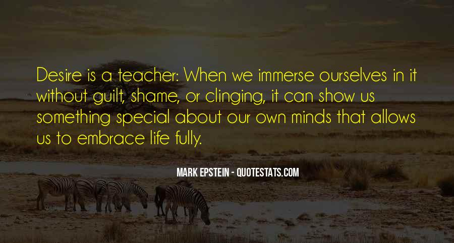 Quotes About Special Things In Life #162742