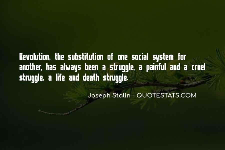 Quotes About Struggle And Death #1054748