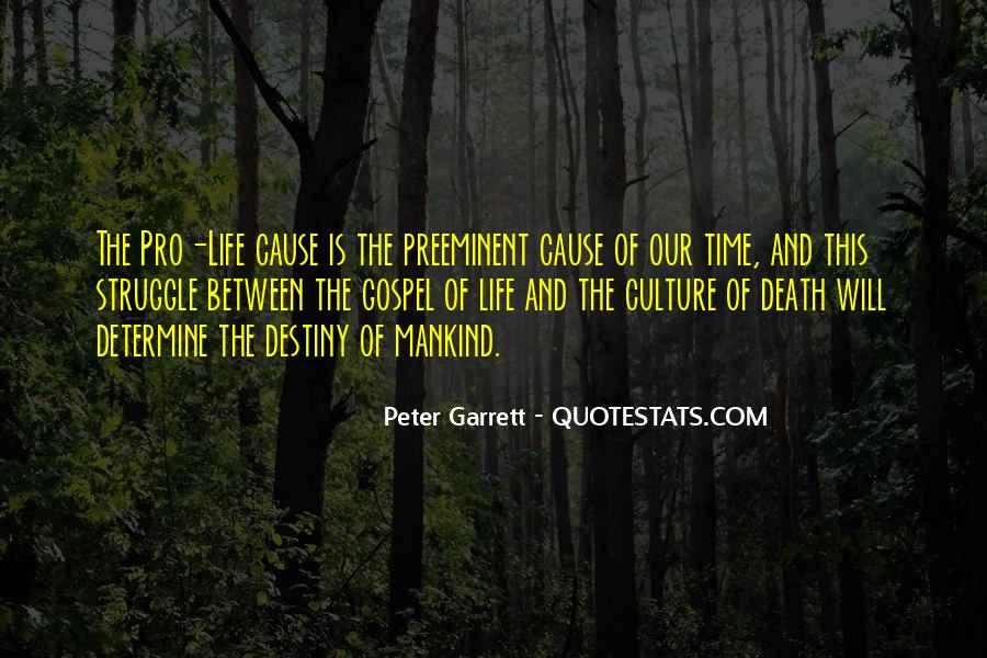 Quotes About Struggle And Death #105699