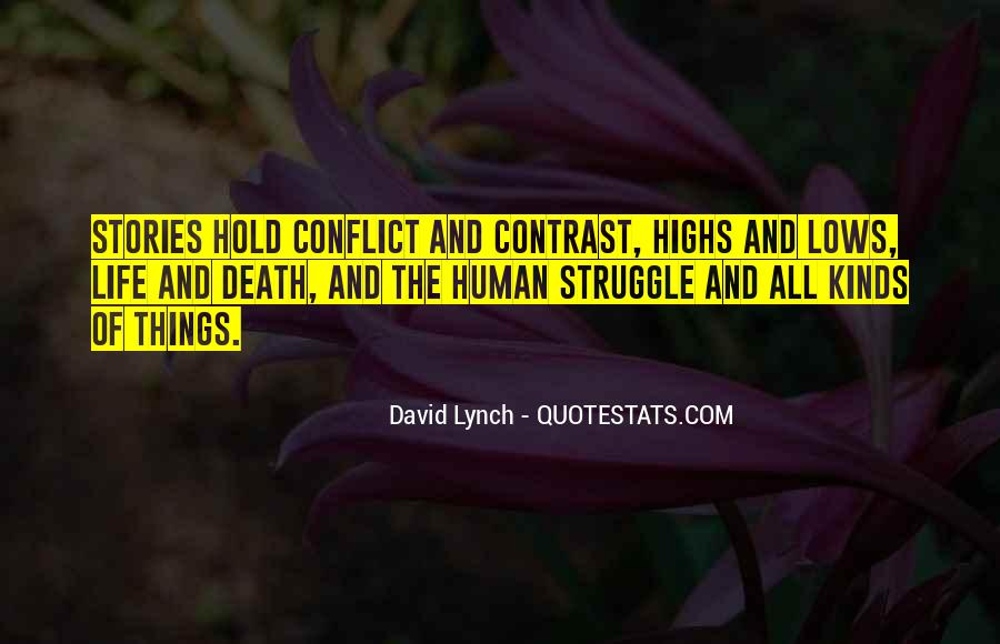 Quotes About Struggle And Death #1464875