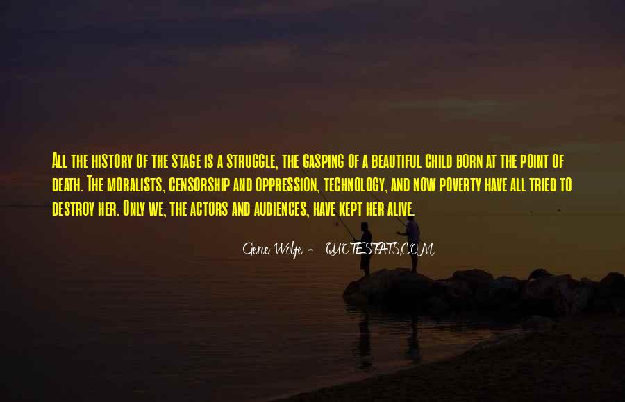 Quotes About Struggle And Death #1584087