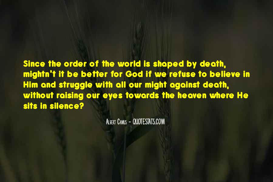 Quotes About Struggle And Death #418411