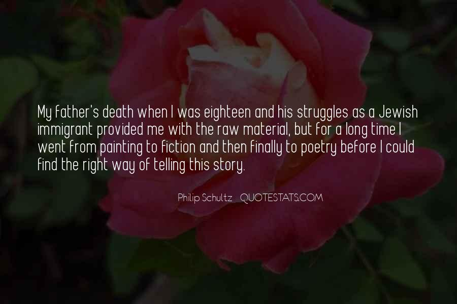 Quotes About Struggle And Death #445926