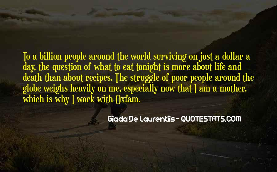 Quotes About Struggle And Death #579763