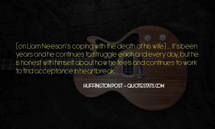 Quotes About Struggle And Death #617933