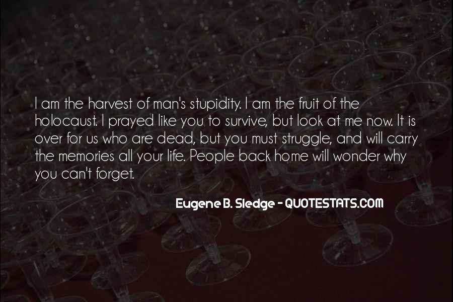 Quotes About Struggle And Death #936912