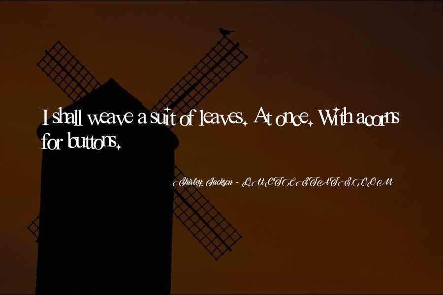Quotes About Acorns #1095288