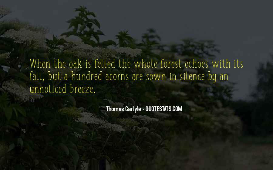 Quotes About Acorns #1159181