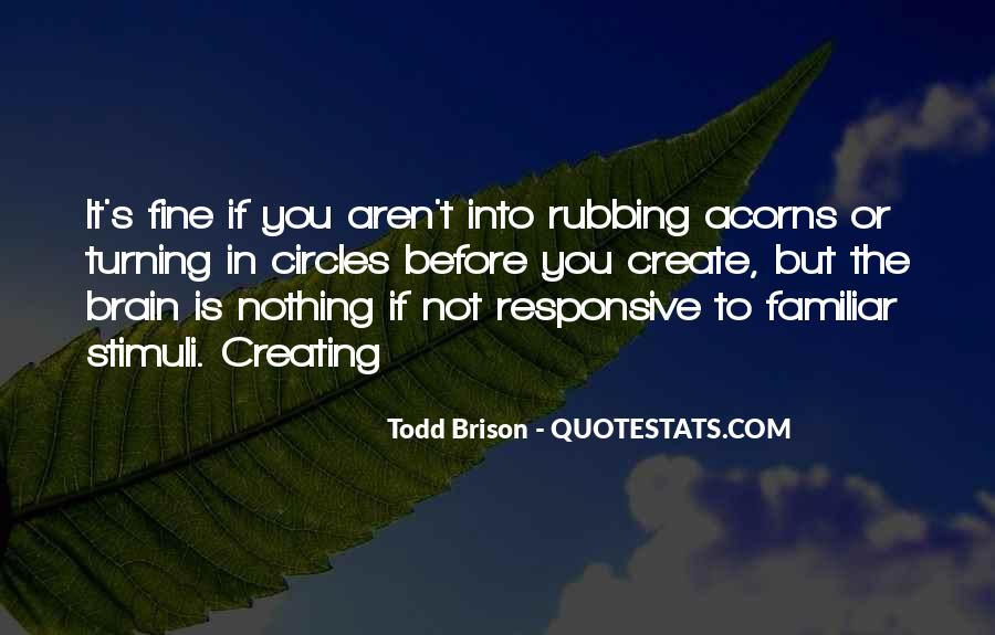 Quotes About Acorns #1445430