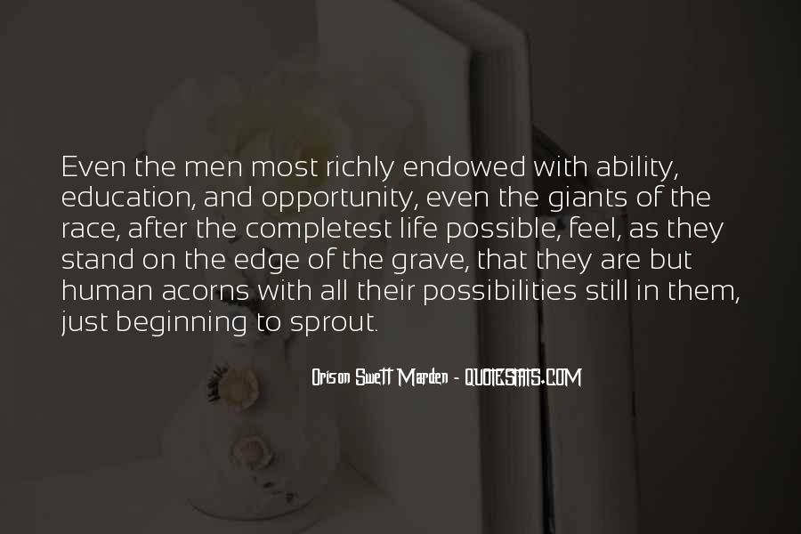 Quotes About Acorns #845408