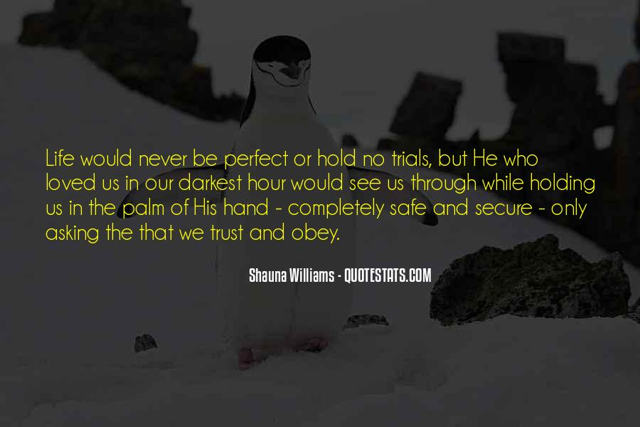 Quotes About Hand Holding #160214