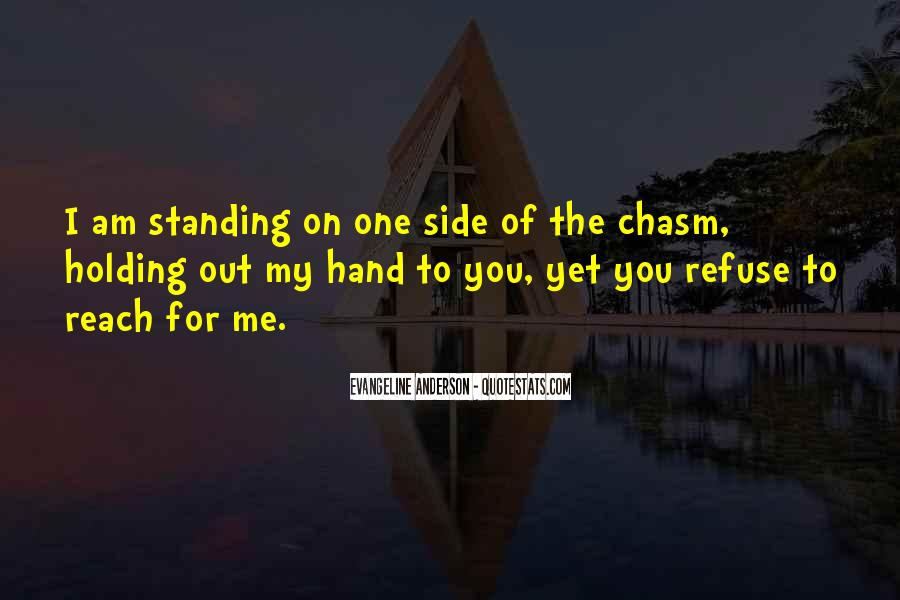 Quotes About Hand Holding #228398