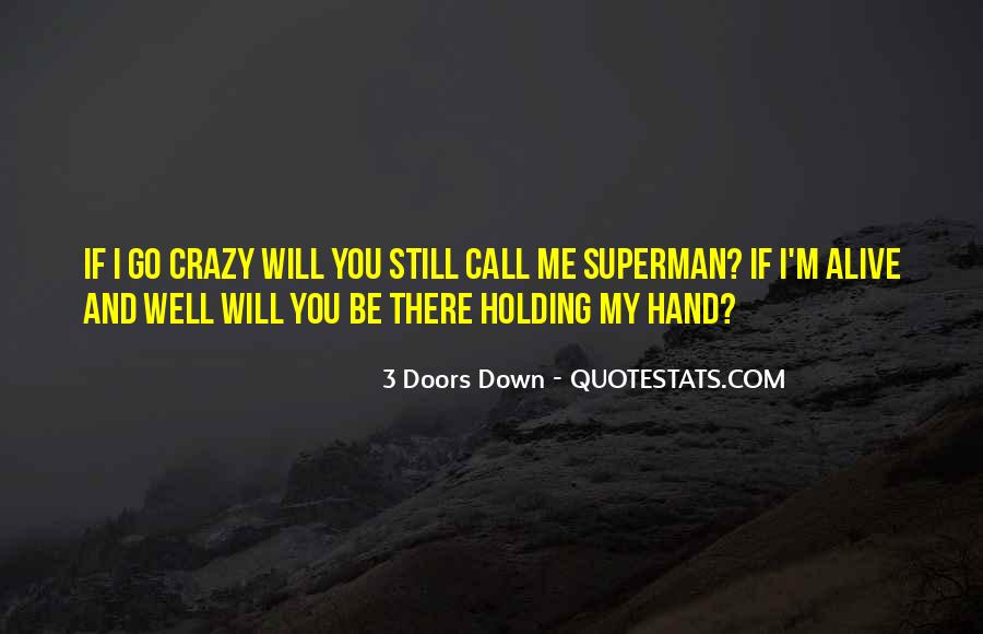 Quotes About Hand Holding #263350