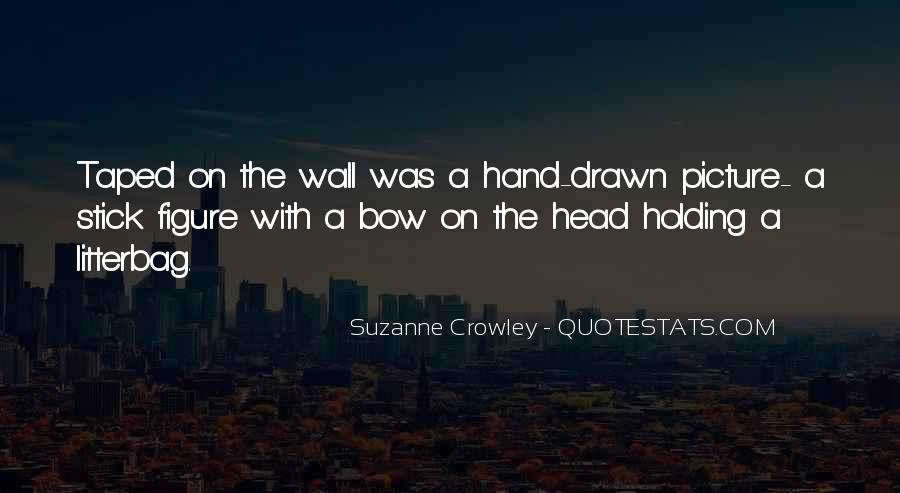 Quotes About Hand Holding #367341