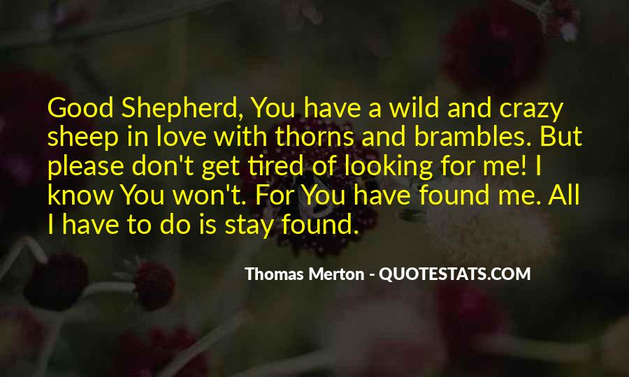 Quotes About Thorns #67948