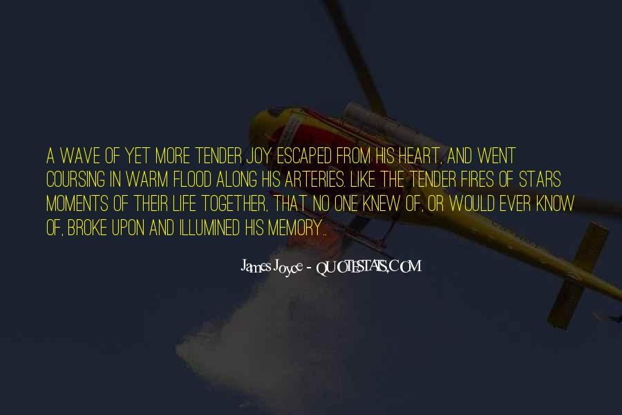 Quotes About Fires And Life #1103410
