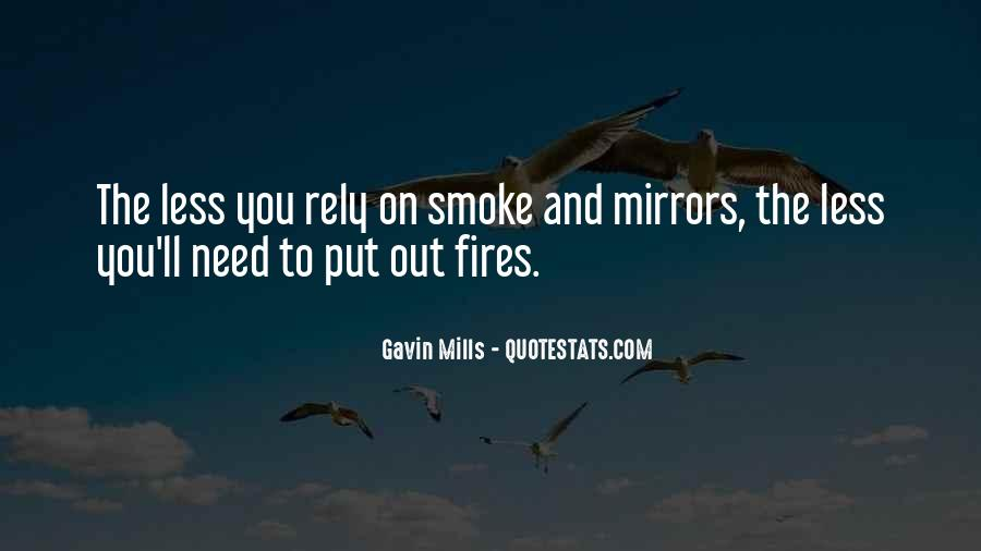 Quotes About Fires And Life #606257