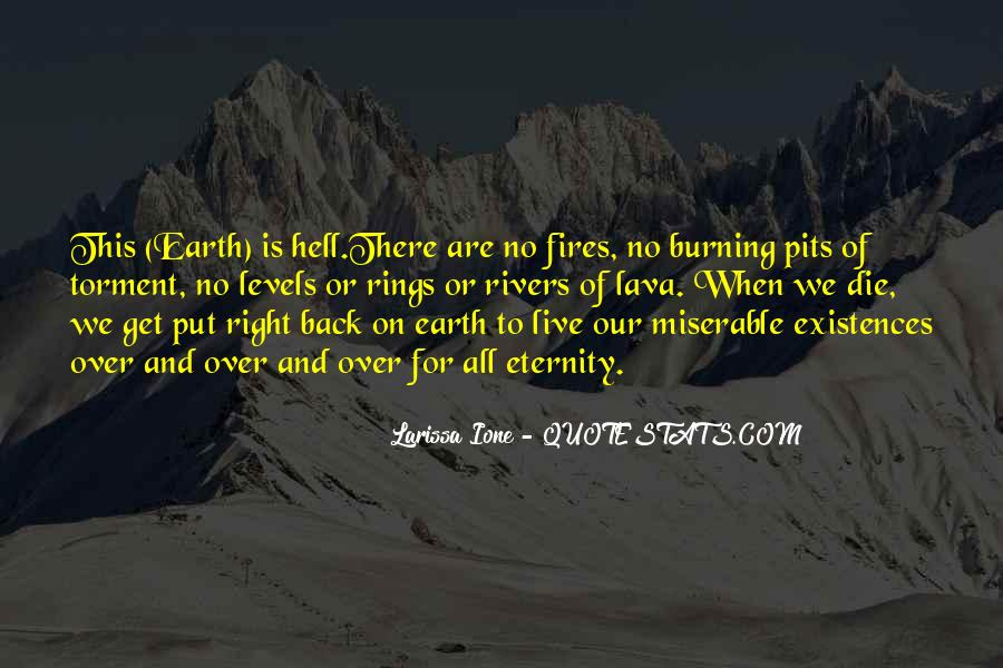 Quotes About Fires And Life #639952