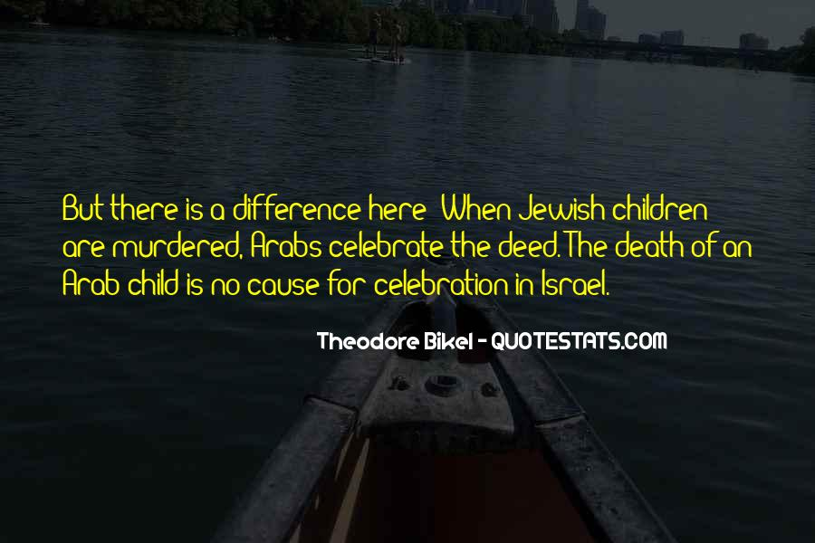 Quotes About Celebration Of Death #164278