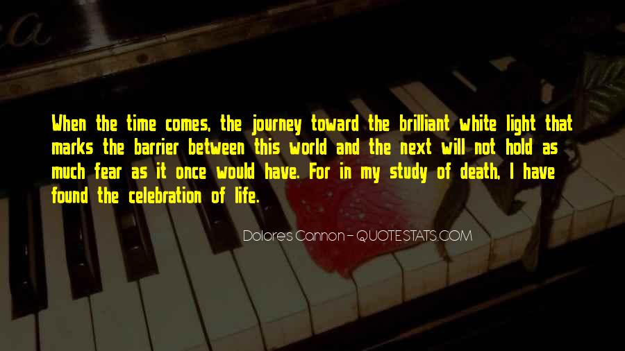 Quotes About Celebration Of Death #1788354