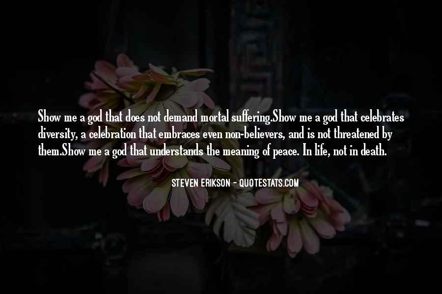 Quotes About Celebration Of Death #203883