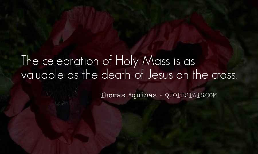 Quotes About Celebration Of Death #5143