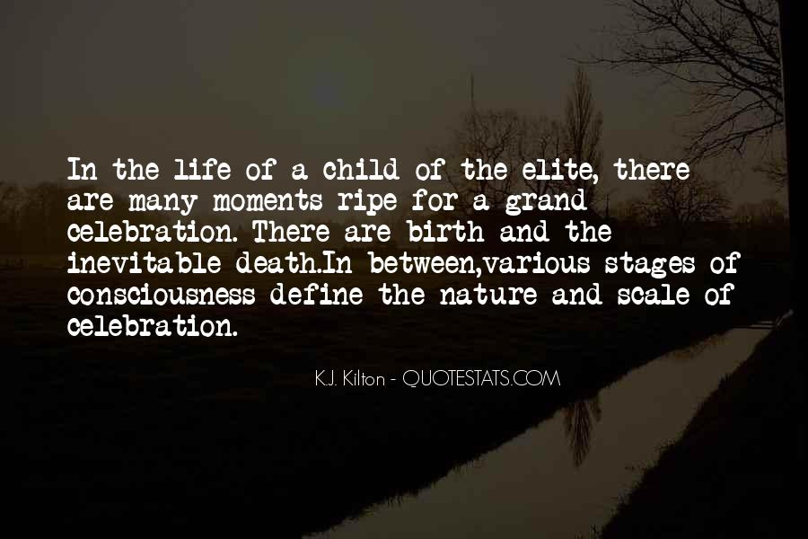 Quotes About Celebration Of Death #733739