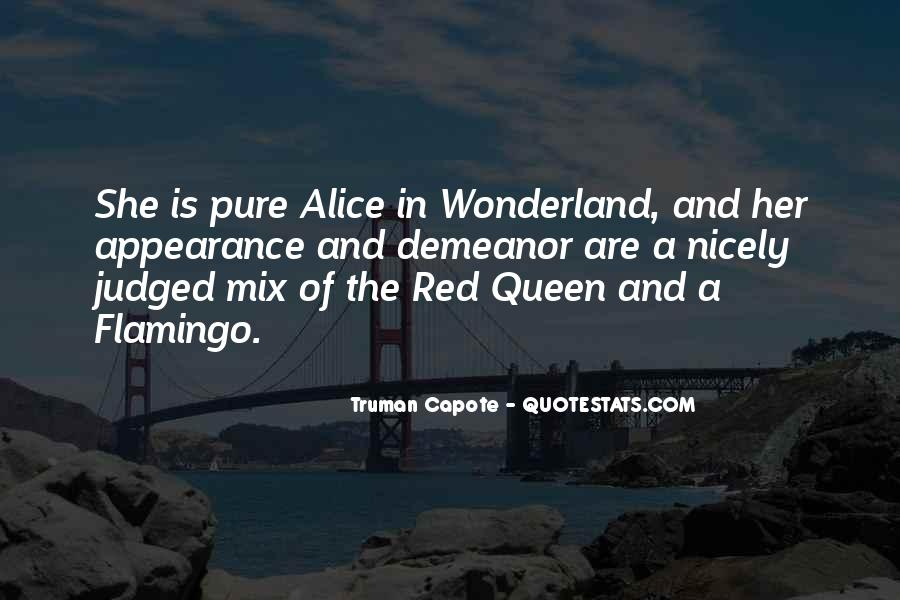 Quotes About The Red Queen From Alice In Wonderland #1059047