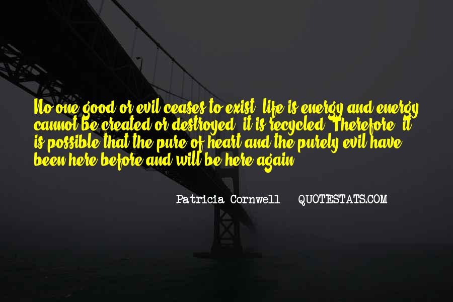 Quotes About Energy Of Life #108556