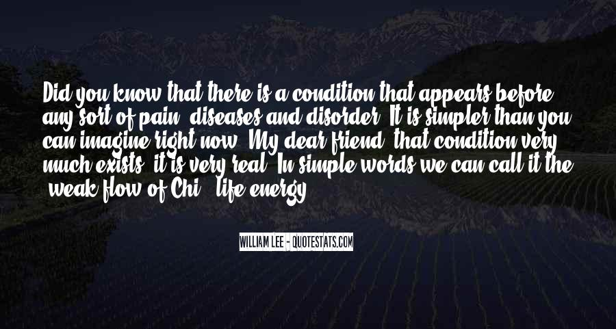 Quotes About Energy Of Life #149605