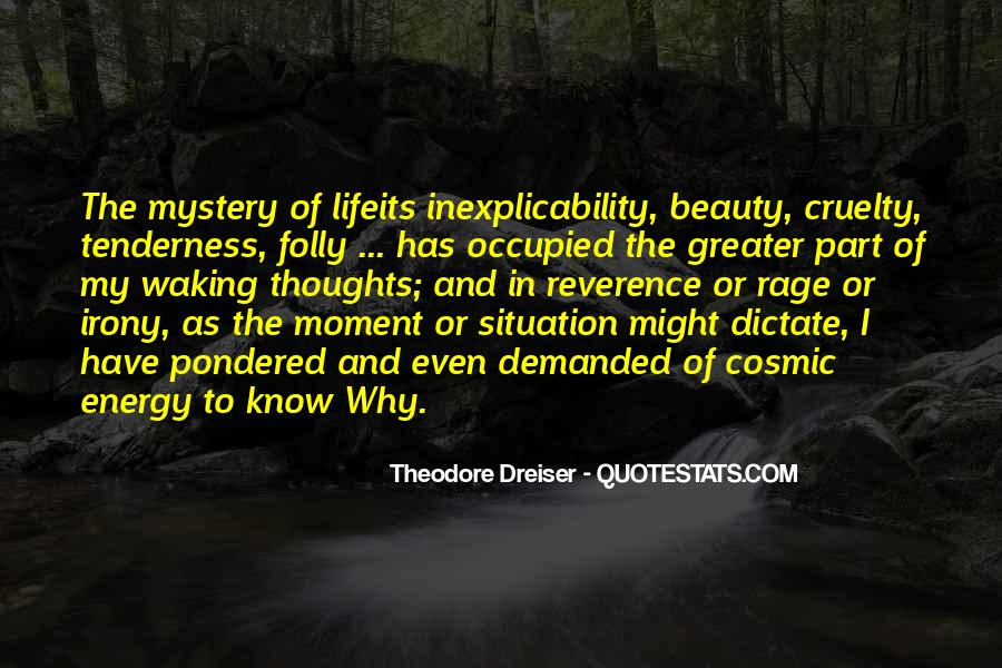 Quotes About Energy Of Life #194384