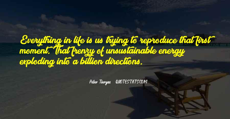 Quotes About Energy Of Life #199918