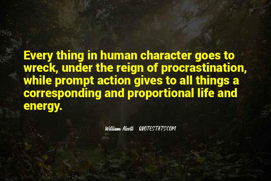 Quotes About Energy Of Life #219724