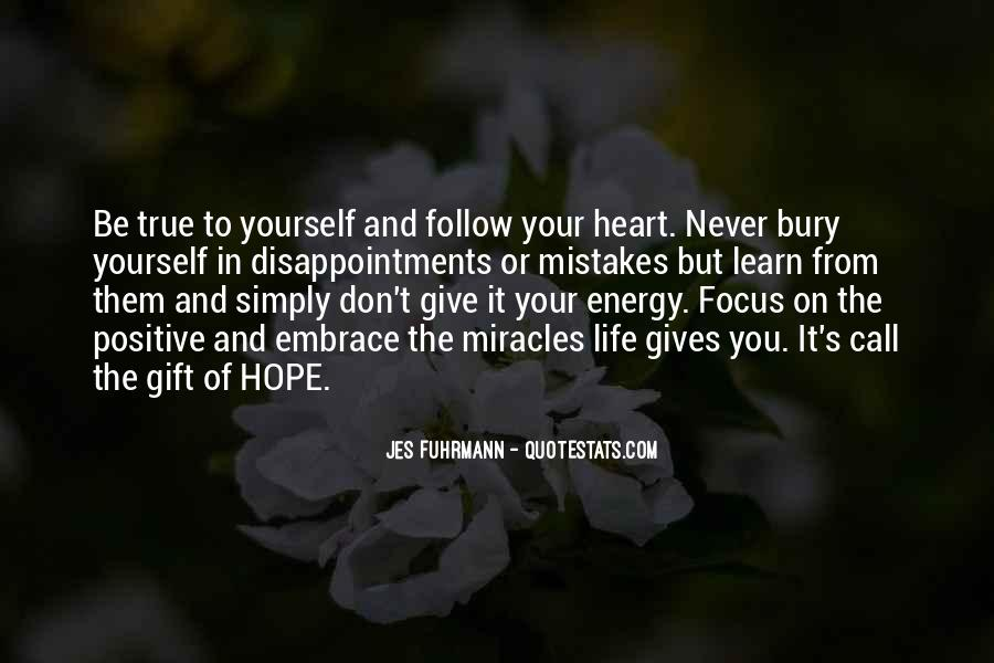 Quotes About Energy Of Life #244713