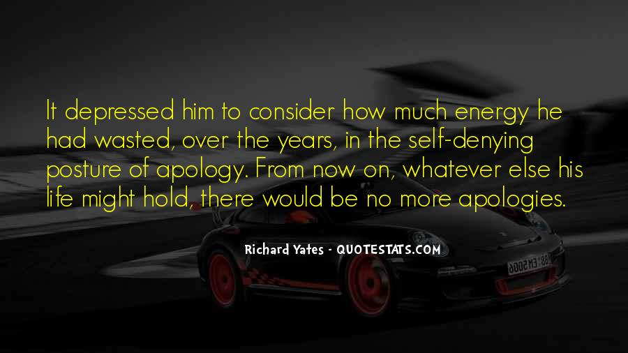 Quotes About Energy Of Life #251020