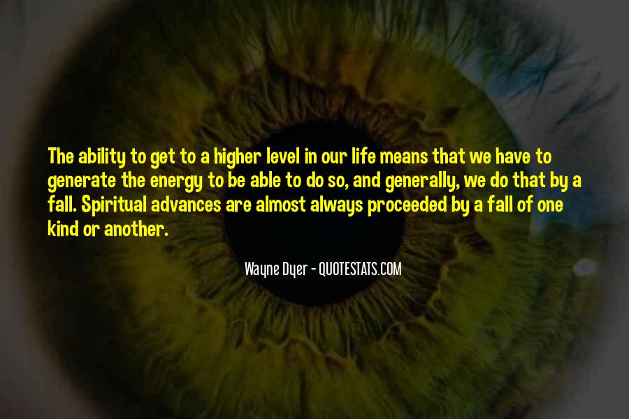 Quotes About Energy Of Life #253746