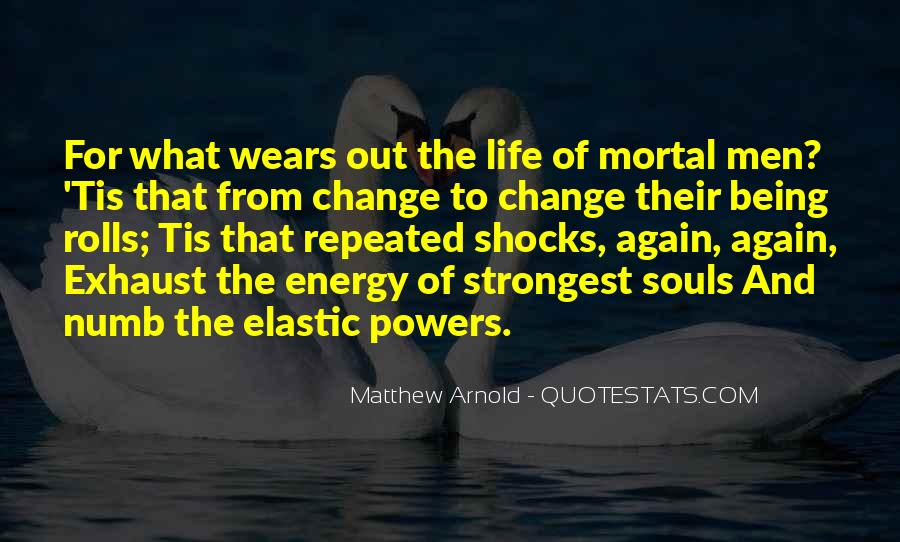 Quotes About Energy Of Life #265264