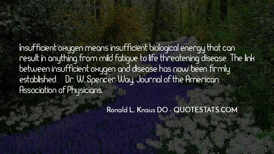 Quotes About Energy Of Life #298677
