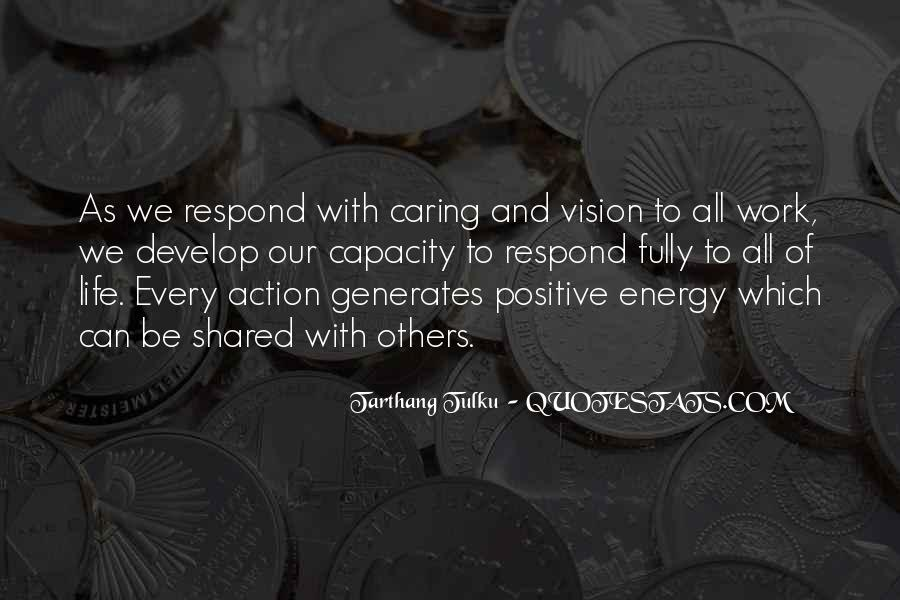 Quotes About Energy Of Life #31427