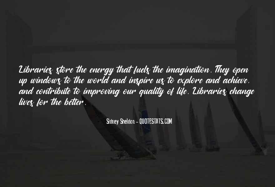 Quotes About Energy Of Life #44591