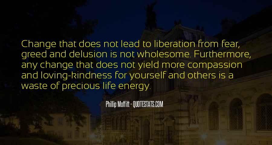 Quotes About Energy Of Life #73486
