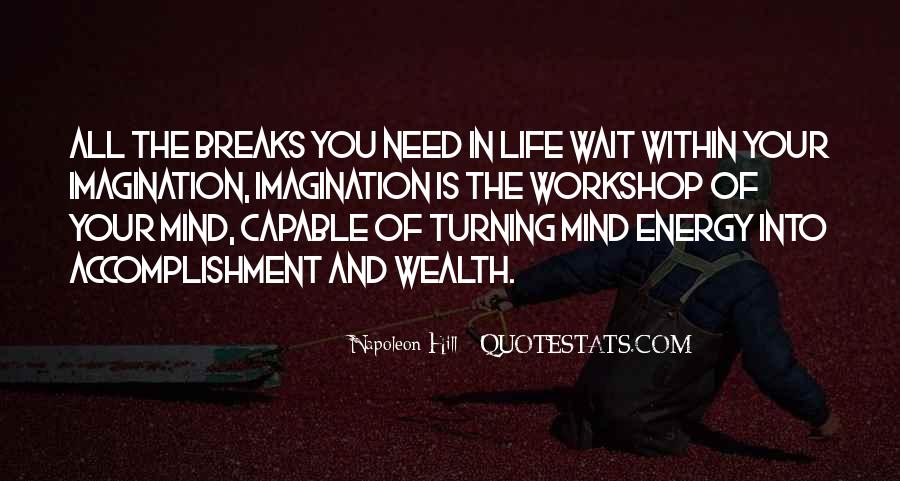 Quotes About Energy Of Life #73967