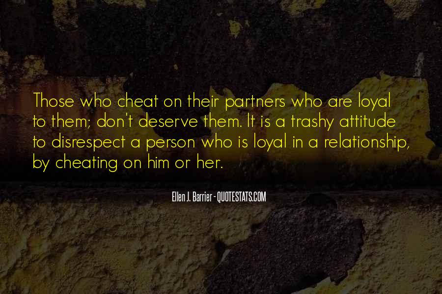 Quotes About What You Deserve In A Relationship #335151