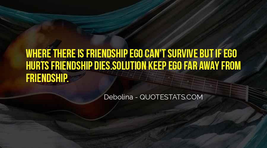 Quotes About Far Away Friendship #200666