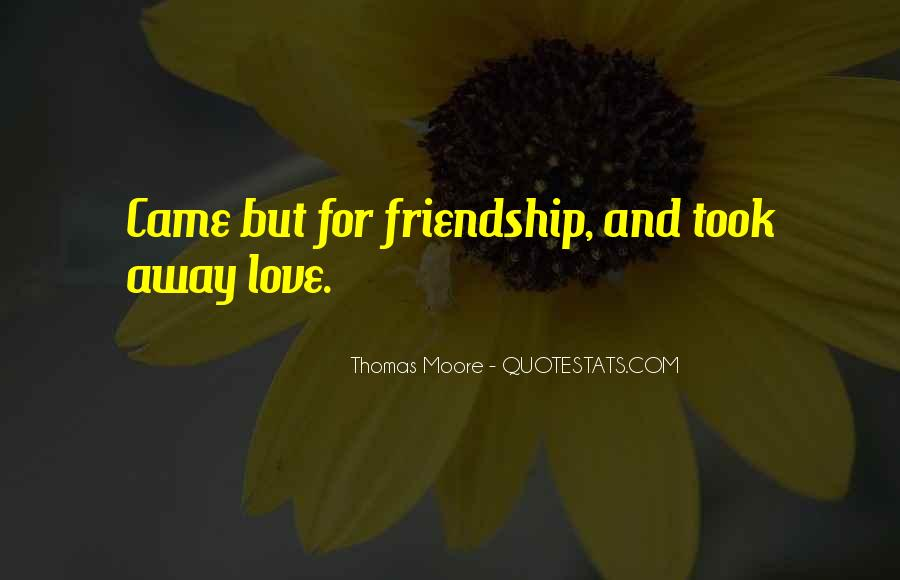 Quotes About Far Away Friendship #357160